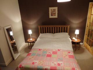 Main large comfortable double bedroom