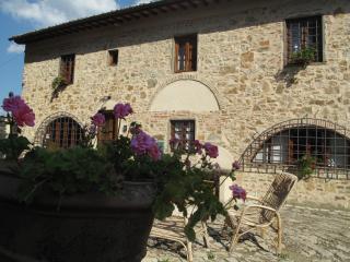 Casa in stile toscano immersa nel Chianti