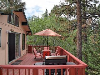 Birdsong Terrace: Hot Tub! Views! Near Bear Mtn!, Big Bear Lake