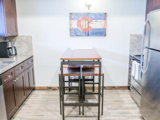 A ground level Longs Peak kitchen