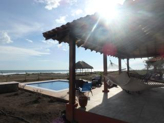 Playa Tesoro Lot #36: Red Casita with Pool