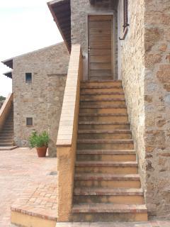 scale di entrata