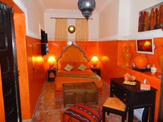 Chambre Orange Riad Eloise, Marrakech
