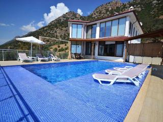 Luxury villa with 2 swimming pools in Kalkan, 144