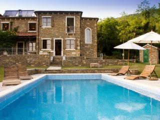Beautiful stone villa  with private swimming pool, Oprtalj