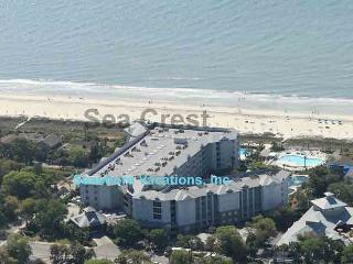 Sea Crest 2110 - Oceanside 1st Floor Condo