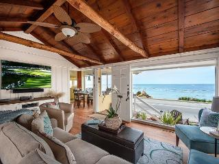 3705 Oceanview Serenity - Oceanfront, See Sunrise, Whales, Near Lover's Point, Pacific Grove