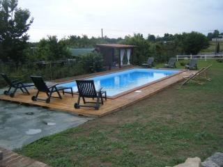 In Veccho Casale con piscina Lago Maggiore