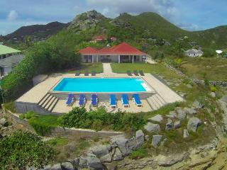 Caribbean Breeze at Anse Des Cayes, St. Barth - Ocean View, Pool, Good Value, Anse des Cayes