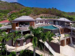 Castel Rock at Lorient, St. Barth - Private Pool, Modern decor, Close to beach, Gustavia