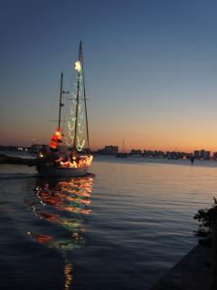 Gulfport's Lighted Boat Parade