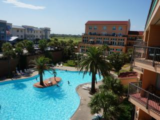Luxury Gulf View Galveston Beach Condo Heated Pool 323