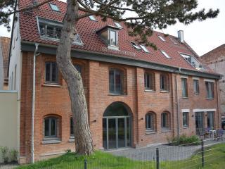 Apartment Sternwitten m. Terrasse in der Altstadt, Stralsund