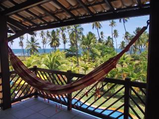 Jade casa à beira-mar Villa com piscina privada, Praia do Forte