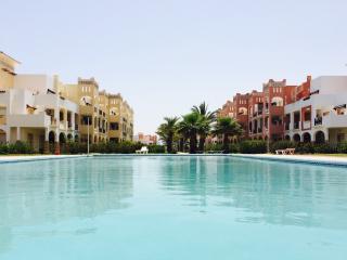 Marina Saïdia - Appt 100m2 Jardin Mer Piscine Wifi, Saidia