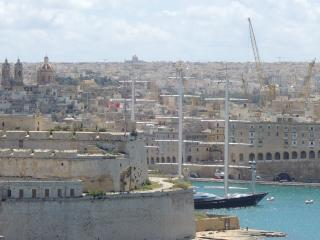 Harbour Master Apartment - Best View in Valletta