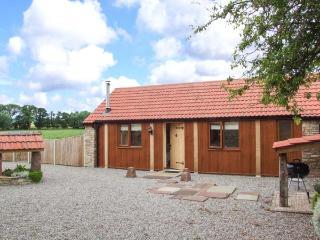 THE CALF SHED, WiFi, romantic retreat, woodburner, in Adsett, Ref. 29559, Westbury on Severn
