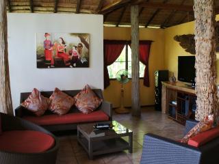 Main villa comfort.