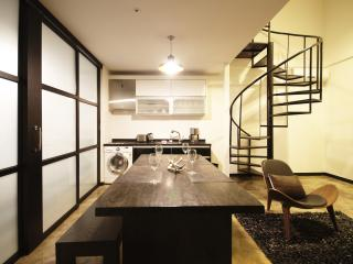 Two bedroom apartment with full kitchen, Seoul