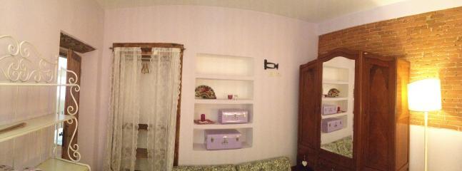 Camera Lilla, Matrimoniale