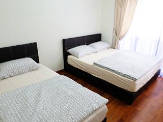2 Common Bedroom at VivoCity, Singapore