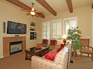 A Downstairs Two Bed, Two Bath Villa Close to the Main Pools and Fitness Room, La Quinta