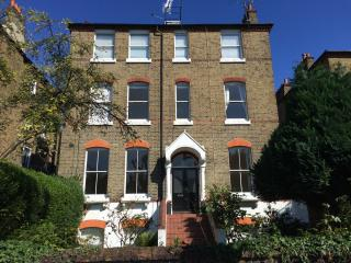 Greenwich Victorian apartment, London