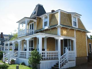 1866 Victorian with an Ocean View, Oak Bluffs
