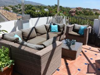 Luxurious Penthouse with views by Puerto Banus, Marbella