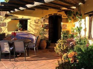 Casa Feliz - Finca mit Pool, Meerblick, Garten, La Asomada
