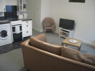 Comfortable seating area, TV with freeview, DVD player  and WiFi