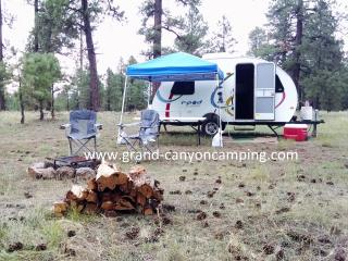Grand Canyon Camper includes all you see here!, Williams