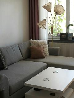 Charming apartament with lovely balcony, Malmö