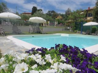 Villa le Statue Suite view