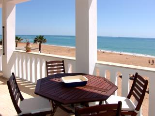 Pé na Areia - frente à praia de villa perfeito, Albufeira