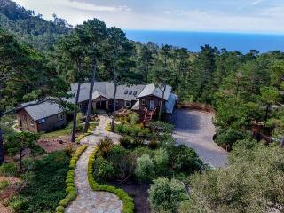 3707 Pacific's Edge Sanctuary**Save Up To $1000! 16 Acre Estate, Ocean Views, Carmel