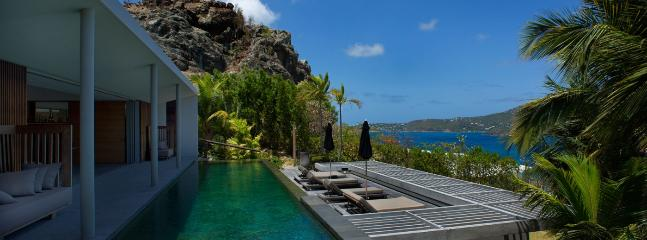 St. Barths Villa 257 Offers A Nice View On The Ocean And Anse Des Cayes., Anse des Cayes