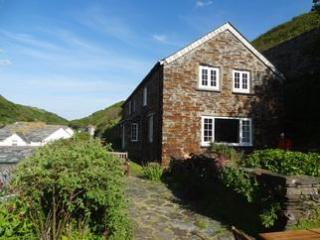 The Shippen, Boscastle