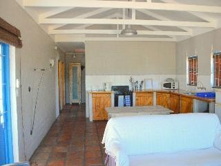 Shilo 4sl Langebaan Cabana ideal for Kitesurf and other Waters port at the beach