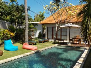 Peaceful 3 bedroom villa Central Sanur