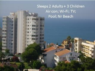 Smart Benalmadena Apartment