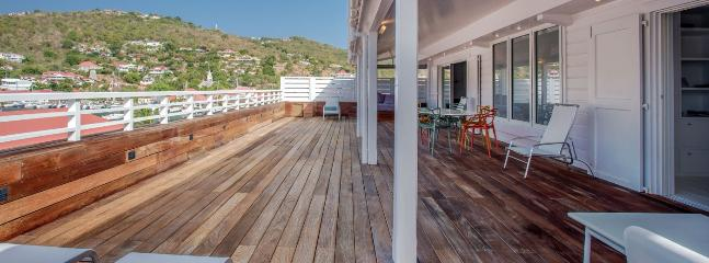 Villa Le Penthouse 3 Bedroom SPECIAL OFFER Villa Le Penthouse 3 Bedroom SPECIAL OFFER, Gustavia