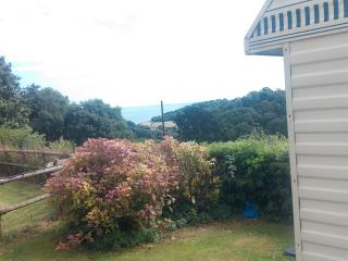 Coombe View Farm 'Sea View' Caravan, Branscombe