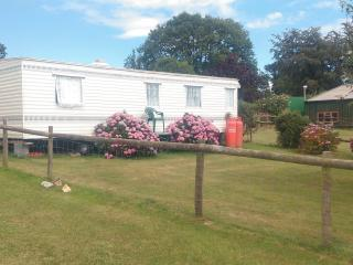 "Coombe View Farm ""Field View"" caravan, Branscombe"