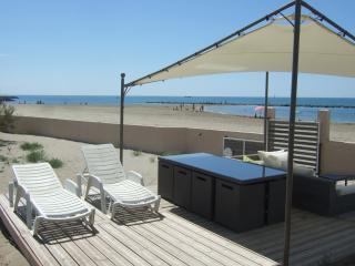Stunning Beach Front Apartment/Grau d'Agde, Le Grau d'Agde