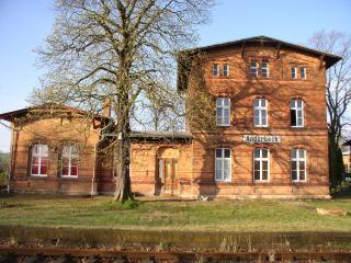 Anderbeck Bahnhof - Bahnhof Anderbeck, Halberstadt