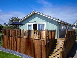 Cedar Lodge - 4 Star house with beautiful sea view, Portpatrick