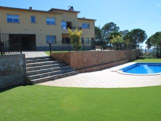 Villa Galicia, Gran casa de vacaciones en Lloret