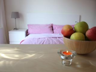 Doppelzimmer im Ferienhaus 'Altjessen 57', Pirna