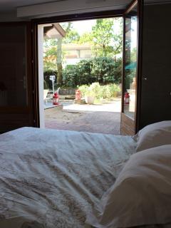Room 1 master bedroom Mamaroneck  view